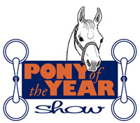 logo pony of the year show
