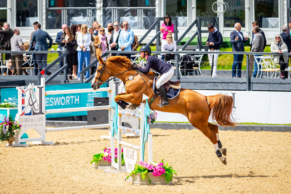 General admission tickets now on sale for the Dodson & Horrell Bolesworth International Horse Show