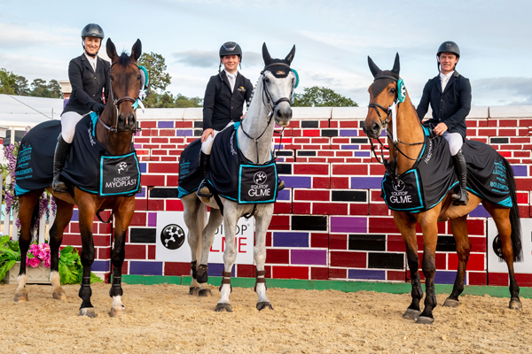 Horseware to Support Bolesworth for Fifth Consecutive Year