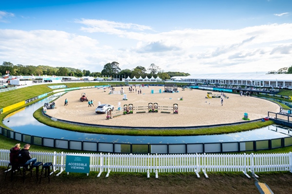 Bolesworth and Liverpool International Horse Show welcome showing for the very first time