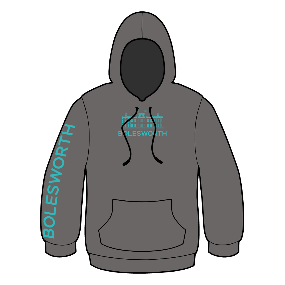 Child's Official 2019 Grey Hoodie
